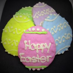 Seasonal Cookies - Easter